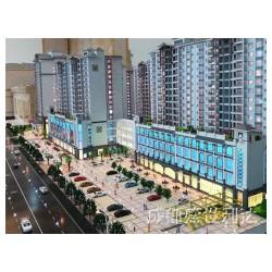 四川建筑沙盘模型-建筑模型当选成都盛世利达