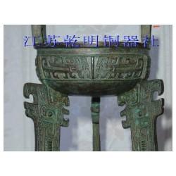 仿古青铜器 工艺品礼品聚鼎